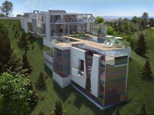 Casa care costa cat un stadion! Cum arata o locuinta de 40 de milioane de euro FOTO