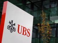 Profitul UBS, cea mai mare banca elvetiana, s-a injumatatit in primul trimestru