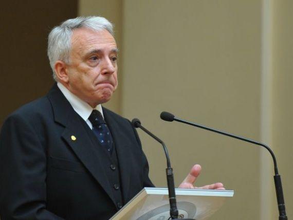 Mugur Isarescu comenteaza esecul privatizarii Oltchim