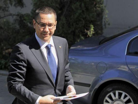 Din ciclul  pretentiile viitorului premier . Cu ce autoturism vrea Ponta sa se deplaseze dupa ce va fi votat de Parlament