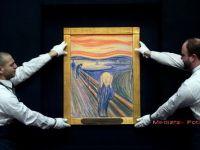 """Record mondial pentru """"Tipatul"""". Cel mai scump tablou vandut vreodata la licitatie. Sumele cresteau cu peste 10 milioane de dolari/minut. GALERIE FOTO"""