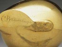 """Licitatie peste asteptari. """"Prometeu"""" al lui Constantin Brancusi, vandut cu 12,6 milioane de dolari la New York"""