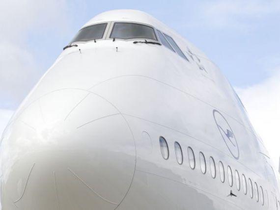 Lufthansa desfiinteaza 3.500 de locuri de munca, pentru a reveni pe profit