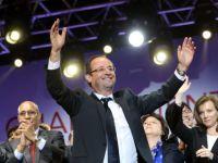 A doua economie a zonei euro are un presedinte socialist. Francois Hollande a castigat scrutinul presidential din Franta cu 51,67% din voturi