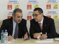 Victor Ponta si Florin Georgescu se intalnesc cu delegatia FMI, CE si BM, inaintea votului de investire a noului Cabinet