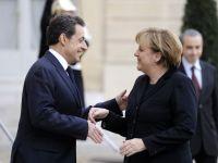 Angela Merkel si-a pierdut aliatul de la Elysee. Cancelarul german vrea sa-l intalneasca imediat pe noul presedinte al Frantei, cu care deja are divergente