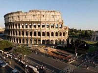 Roma descopera o alta fata a austeritatii. Traficul in Orasul Etern, lejer ca in anii `60