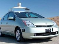 SF-ul devine realitate. Primul vehicul care se conduce singur a fost inmatriculat in SUA
