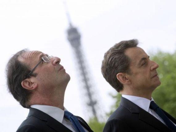 Noul presedinte al Frantei vinde  iluzii , acuza presa britanica. Sarkozy se intoarce la avocatura