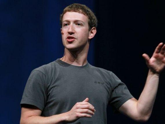 Campania lui Zuckerberg a functionat. Cererea investitorilor pentru actiunile Facebook a depasit deja oferta
