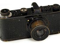 Cel mai scump aparat de fotografiat din lume. Un Leica din 1923 a fost vandut cu 2,16 milioane de euro