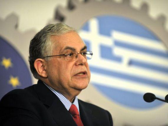 Premierul elen avertizeaza: Grecia ar putea intra in incetare de plati la inceputul lunii viitoare