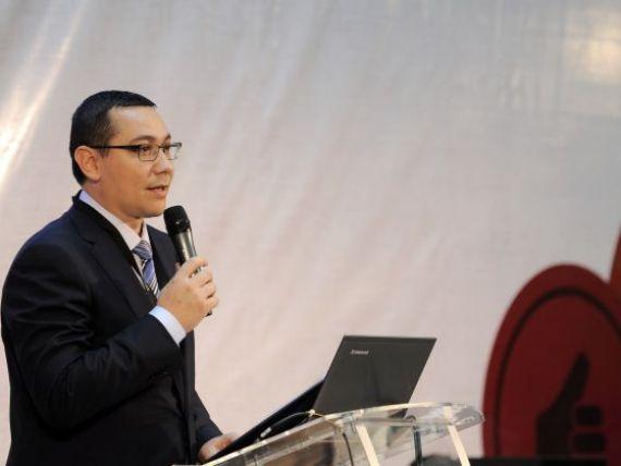 Boc avea doar iPad, Ponta are propria aplicatie. Ce poti face cu  vPonta