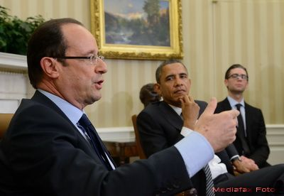 Summitul G8. Franta si SUA: Grecia trebuie sa ramana in zona euro