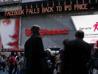 Listare cu scandal. Facebook, Morgan Stanley si Nasdaq, anchetate dupa ce investitorii au pierdut pana la 31% din banii investiti in actiuni