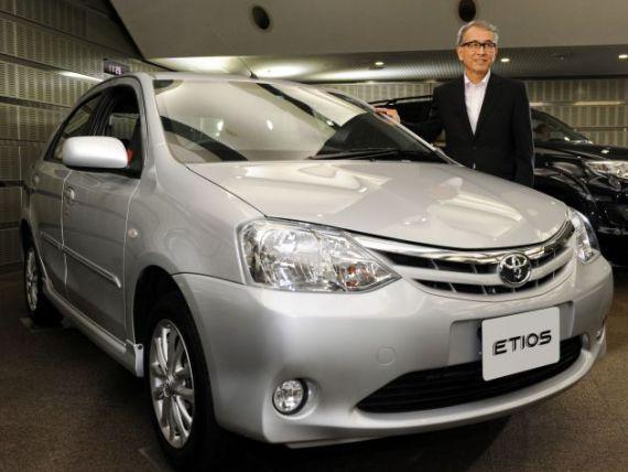Strategia Toyota de a prelua, din nou, suprematia. Lanseaza 8 modele mici si ieftine, pentru pietele emergente