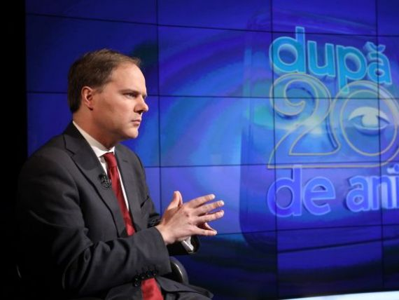Cat mai multe investitii britanice in Romania, prioritatea zero a ambasadorului Regatului Unit la Bucuresti. De ce domenii sunt interesati englezii