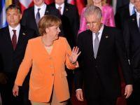 Cele mai mari 4 economii ale zonei euro se intalnesc la un nou summit. Pe 17 iunie, grecii decid soarta intregii Europe