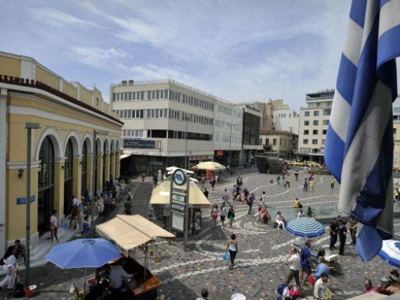 Incepe haosul. Companiile europene din Grecia se pregatesc pentru revolte ale populatiei si renuntarea la moneda unica