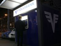 Volksbank Romania a inregistrat pierderi de 7 milioane de euro in primul trimestru