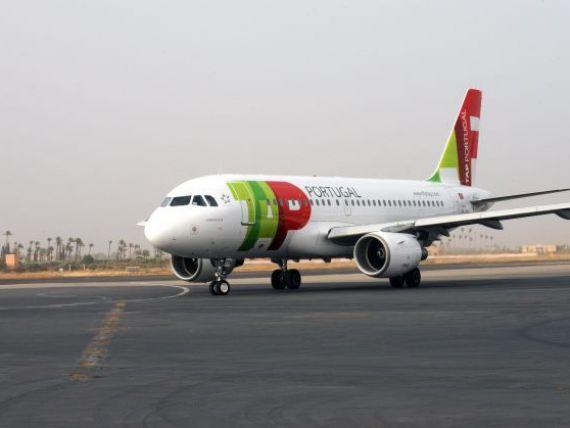 Compania nationala aeriana portugheza introduce, de astazi, zboruri directe Bucuresti-Lisabona