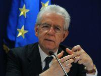 """Monti: """"Italia are o expunere uriasa la riscul de contagiune a crizei datoriilor din zona euro"""""""