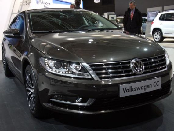 Volkswagen majoreaza salariile angajatilor cu 4,3%