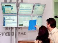 Bursa de la Bucuresti continua sa scada. A atins minimul ultimelor 33 de luni