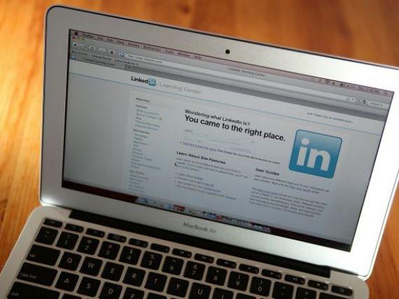 Milioane de conturi de pe LinkedIn, compromise. Specialistii recomanda schimbarea parolelor