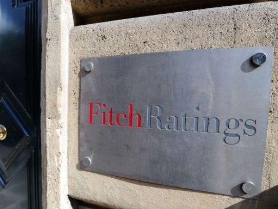 A mai  cazut  o banca. Fitch a scazut ratingul Bancii Romanesti, la nivelul  B- , cu perspectiva negativa