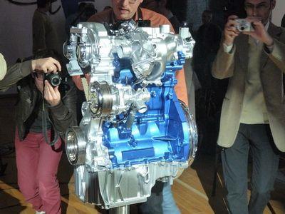 Surpriza la concursul  Motorul anului 2012 . Audi, BMW si Mercedes, invinse la pachet