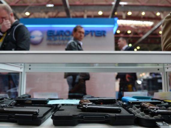 Statele Unite au doborat iar recordul de arme in 2012. Cum au vandut americanii  jucarii  de 50 miliarde de dolari