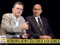 """Europa sub calcaiul lui Ahile. """"Renuntarea la moneda euro nu este o solutie pentru Grecia"""", spun oamenii de afaceri eleni din Romania"""
