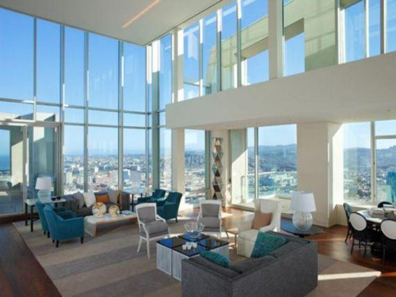 Oferta de locuinte de lux, in continua crestere. Cea mai scumpa proprietate, un penthouse in Baneasa, ajunge la 3 milioane de euro