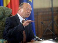 "Basescu: ""Economia Romaniei nu e mai bolnava decat media europeana, dar nici mult mai sanatoasa"""