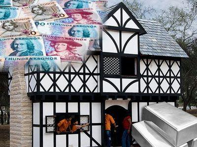 Cuvinte de cod pentru investitorii care vor sa se puna la adapost de prabusirea euro: casa in Germania, coroana suedeza si argint
