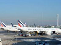 Turbulente in aviatie. Air France pregateste 5000 de concedieri pana la sfarsitul anului