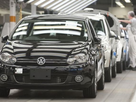 Volkswagen, Opel si Daimler inchid portile. Industria auto din Germania opreste lucrul la meciul cu Grecia