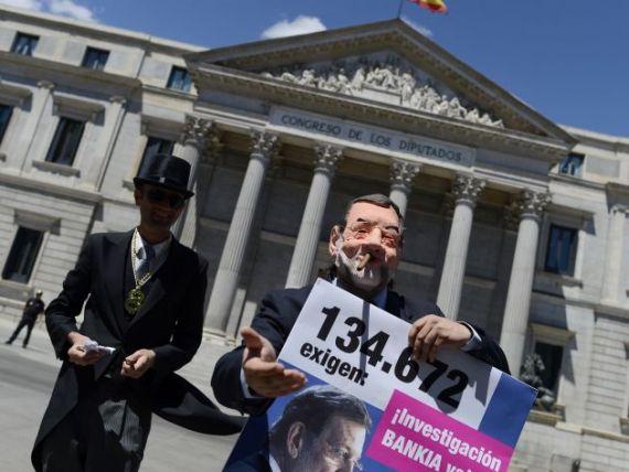 Europa isi indreapta privirea spre Spania. Bancile din Peninsula Iberica au nevoie de 62 miliarde de euro pentru a rezista celui mai grav scenariu