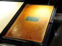O carte de 10 milioane. Constitutia adnotata a presedintelui George Washington, vanduta la un pret record