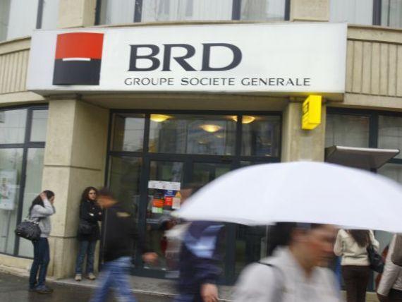 Moody s a coborat ratingul BRD, inclusiv pe cel al subsidiarei din Romania