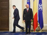 Curtea Constitutionala a decis ca Basescu sa reprezinte Romania la CE. Ponta: Eu merg la Bruxelles