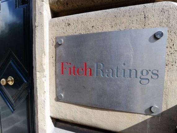 Fitch considera economia Romaniei stabila. Agentia a reconfirmat ratingul tarii la nivelul  BBB-
