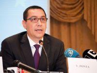 """Ponta: """"Daca nu lansam semnale catre mediul de afaceri, tintele economice vor fi greu de mentinut"""""""