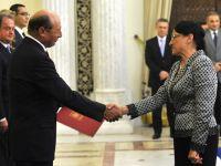 """Basescu, la depunerea juramantului noului ministru al educatiei: """"Sa aveti in vedere ca prioritatile sunt in economie, somajul a crescut"""""""