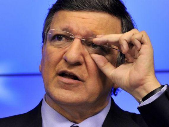 Uniunea Europeana, ingrijorata de situatia din Romania. Barroso si van Rompuy cer explicatii lui Ponta si Basescu