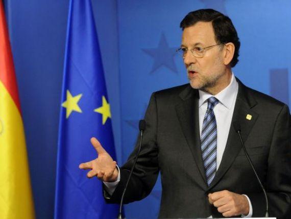 Spania agita din nou apele in Europa. Madridul cere zonei euro sa cumpere urgent obligatiuni guvernamentale
