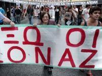 Criza duce la intarirea miscarilor neonaziste. Grecia, indemnata sa se mobilizeze impotriva formatiunii Zori de Aur, prezenta si in Parlament