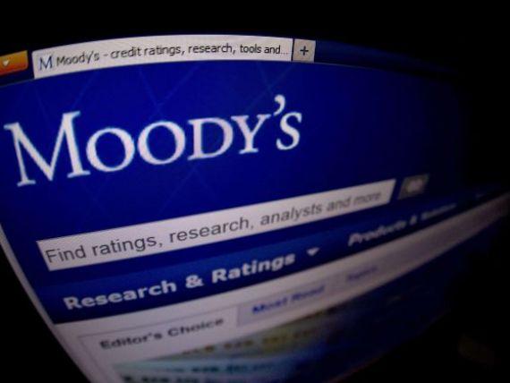 Moody s are numai previziuni sumbre pentru Romania. Criza politica pune in pericol consolidarea fiscala reusita in ultimii 3 ani