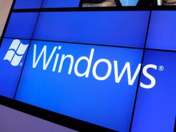 Microsoft anunta data lansarii Windows 8